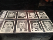 HILLS - POPULAR FOOTBALLERS SEASON 1934-5 SERIES B